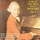 Colin Tilney plays Mozart Vol 5 - Sonatas, Rondo