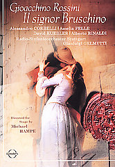 Gioacchino Rossini: Il Signor Bruschino [DVD]