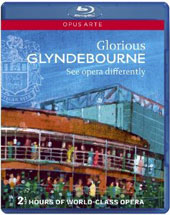 Glorious Glyndebourne - Highlights from 12 productions of Mozart, Janacek, Puccini, Britten, Verdi, Bizet, Handel, Rossini / von Otter, de Niese, Ainsley et al. [Blu-Ray]