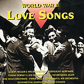 Various Artists: World War II Love Songs