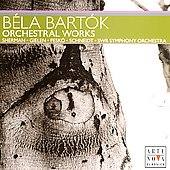 Bartók: Music for Piano and Orchestra / Sherman, Gielen