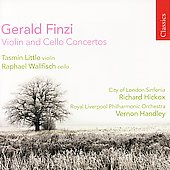 Classics - Finzi: Violin and Cello Concertos