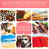 Various Artists: Dinner Party Destinations: Taste Of Australia