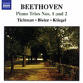 Beethoven: Complete Piano Trios Vol 2 / Xyrion Trio
