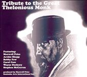 Maxwell Price: Tribute to the Great Thelonious Monk *