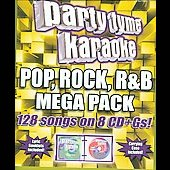 Party Tyme Karaoke: Party Tyme Karaoke: Pop, Rock, R&B Mega Pack [Box]