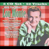 Lou Monte: Only the Best of Lou Monte [Box] *