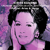 Maestro - Puccini: Arias & Songs / Kiri Te Kanawa, Kent Nagano, Lyon Opera Orchestra
