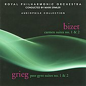 Bizet: Carmen Suite  / Royal Philharmonic Orchestra