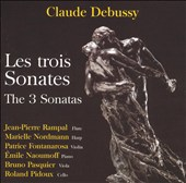 Debussy: The 3 Sonatas