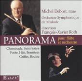 Panorama pour flute et orchestre
