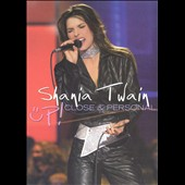 Shania Twain: Up! Close and Personal