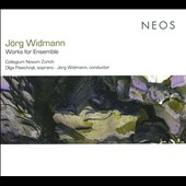 J&ouml;rg Widmann: Works For Ensemble