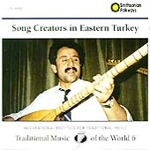 Various Artists: Song Creators in Eastern Turkey