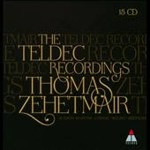 The Teldec Recordings: Thomas Zehetmair (violin)