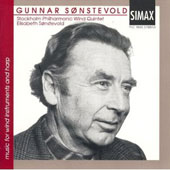 Gunnar Sonstevold: Music for Wind Instruments and Harp