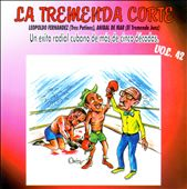 Various Artists: La  Tremenda Corte, Vol. 42