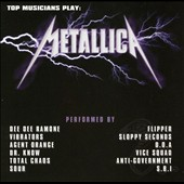Various Artists: Top Musicians Play Metallica