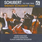Schubert: Piano Trios / Wiener Schubert Trio
