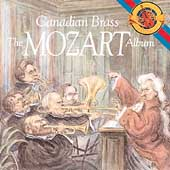 The Mozart Album / Canadian Brass