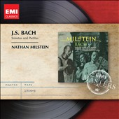 Bach: Sonatas and Partitas / Nathan Milstein