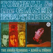 Tompall & the Glaser Brothers: The Award Winners/Rings and Things *