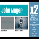 John Mayer (Adult Alternative): Continuum/Heavier Things [Box]