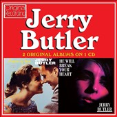 Jerry Butler: He Will Break Your Heart/Aware of Love