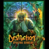 Destruction: Spiritual Genocide [Limited Editon] *
