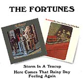 The Fortunes (UK): Storm in a Teacup/Here Comes That Rainy Day Feeling Again