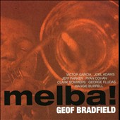 Geof Bradfield: Melba! *