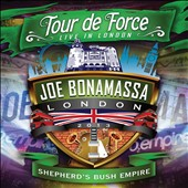 Joe Bonamassa: Tour de Force: Live in London - Shepherd's Bush Empire [Blu-Ray]