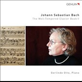 Bach: The Well-Tempered Clavier, Book 2 / Gerlinde Otto, piano