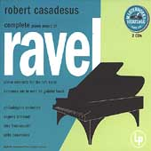 HERITAGE  Ravel: Complete Solo Piano Music /Robert Casadesus
