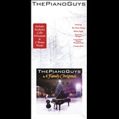 The Piano Guys: Family Christmas [Longbox with Cello]