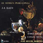 Platinum - Bach - De Occulta Philosophia / Kirkby, Moreno