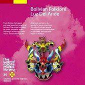 Various Artists: Bolivian Folklore of Luz del Ande