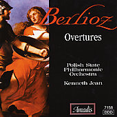 Berlioz: Overtures / Kenneth Jean, Polish State PO