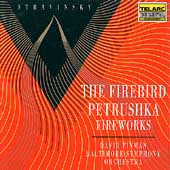 Classics - Stravinsky: The Firebird, etc / Zinman, et al