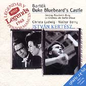 Bart&#243;k: Duke Bluebeard's Castle / Kert&#233;sz, Ludwig, Berry