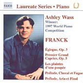 Laureate Series, Piano - Ashley Wass