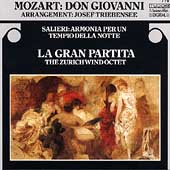 Mozart: Don Giovanni;  Salieri / La Gran Partita