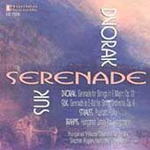Dvorak, Suk: Serenade for Strings;  Brahms, Strauss