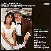 Keyboard Maniac - Keyboard Music by Lettie Beckon Alston