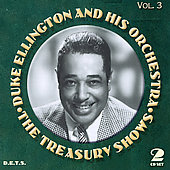 Duke Ellington & His Orchestra: The Treasury Shows, Vol. 3