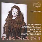 Verdi: Ernani / Gavazzeni, Caball&#233;, Prevedi, Glossop, et al