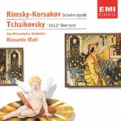 Rimsky-Korsakov: Scheherazade;  Tchaikovsky / Muti, et al