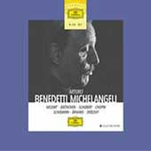 Mozart, Beethoven, et al / Arturo Benedetti Michelangeli