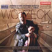 Opera in English - Berg: Wozzeck / Daniel, Shore, et al