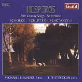Hesperos - 20th Century Songs from Switzerland / Leibundgut